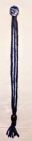 navy blue camaflouge bookmark1